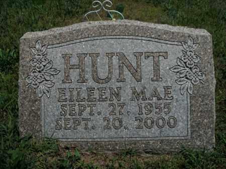 HUNT, EILEEN MAE - Boone County, Arkansas   EILEEN MAE HUNT - Arkansas Gravestone Photos