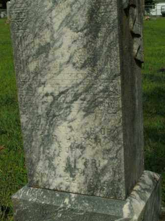 HURSH, J.A. - Boone County, Arkansas | J.A. HURSH - Arkansas Gravestone Photos