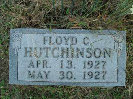HUTCHINSON, FLOYD C. - Boone County, Arkansas | FLOYD C. HUTCHINSON - Arkansas Gravestone Photos