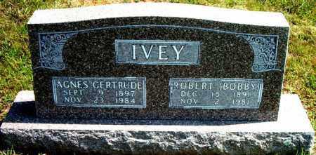 IVEY, AGNES GERTRUDE - Boone County, Arkansas | AGNES GERTRUDE IVEY - Arkansas Gravestone Photos