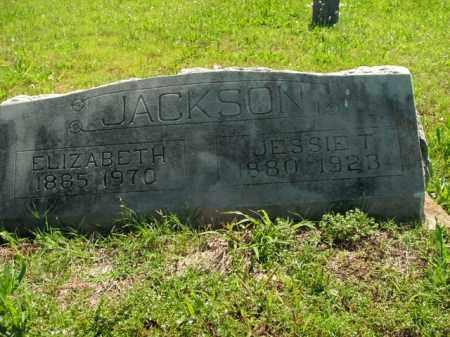 JACKSON, ELIZABETH - Boone County, Arkansas | ELIZABETH JACKSON - Arkansas Gravestone Photos