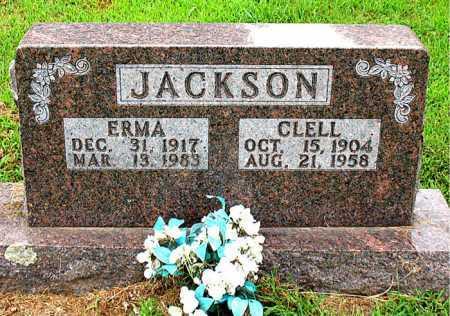 JACKSON, ERMA - Boone County, Arkansas | ERMA JACKSON - Arkansas Gravestone Photos