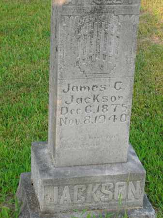 JACKSON, JAMES C. - Boone County, Arkansas | JAMES C. JACKSON - Arkansas Gravestone Photos