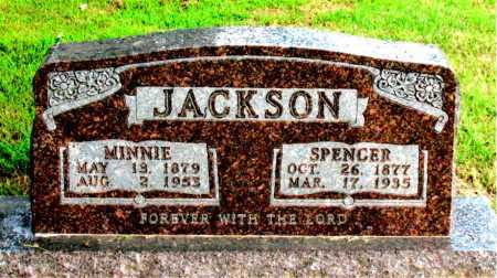 JACKSON, MINNIE - Boone County, Arkansas | MINNIE JACKSON - Arkansas Gravestone Photos