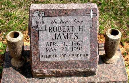 JAMES, ROBERT  H. - Boone County, Arkansas   ROBERT  H. JAMES - Arkansas Gravestone Photos