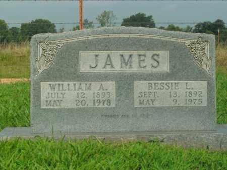 JAMES, BESSIE L. - Boone County, Arkansas | BESSIE L. JAMES - Arkansas Gravestone Photos