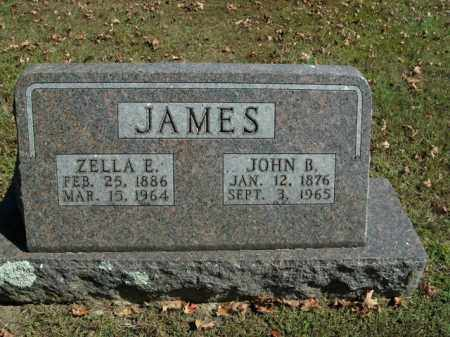 JAMES, JOHN B. - Boone County, Arkansas | JOHN B. JAMES - Arkansas Gravestone Photos