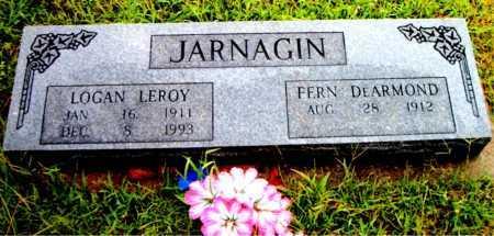 JARNAGAN, LOGAN LEROY - Boone County, Arkansas | LOGAN LEROY JARNAGAN - Arkansas Gravestone Photos