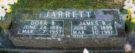 JARRETT, DORA BEATRICE - Boone County, Arkansas | DORA BEATRICE JARRETT - Arkansas Gravestone Photos