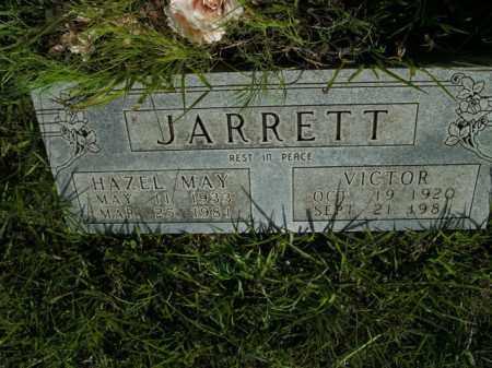 JARRETT, VICTOR - Boone County, Arkansas | VICTOR JARRETT - Arkansas Gravestone Photos