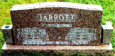 JARROTT, JOHN C - Boone County, Arkansas | JOHN C JARROTT - Arkansas Gravestone Photos