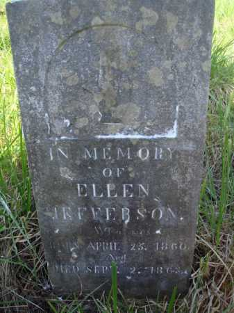 JEFFERSON, ELLEN - Boone County, Arkansas | ELLEN JEFFERSON - Arkansas Gravestone Photos