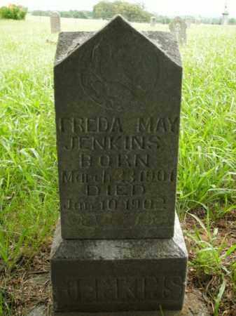 JENKINS, FREDA MAY - Boone County, Arkansas   FREDA MAY JENKINS - Arkansas Gravestone Photos