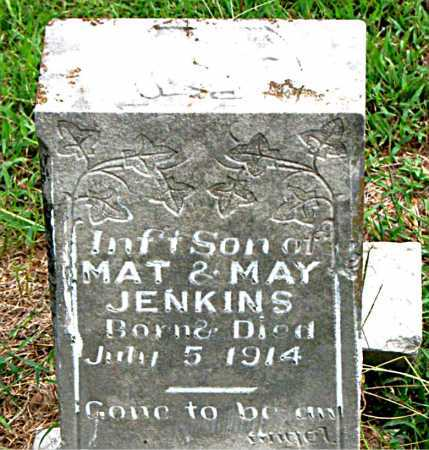 JENKINS, INFANT  SON - Boone County, Arkansas   INFANT  SON JENKINS - Arkansas Gravestone Photos