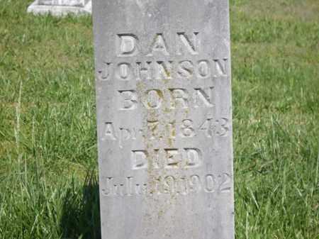 JOHNSON, DAN - Boone County, Arkansas   DAN JOHNSON - Arkansas Gravestone Photos