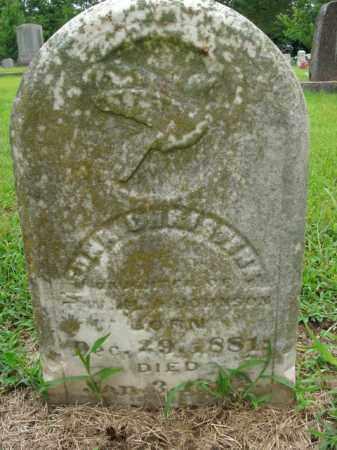 JOHNSON, EDNA CHRISTENA - Boone County, Arkansas | EDNA CHRISTENA JOHNSON - Arkansas Gravestone Photos