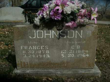 JOHNSON, CHARLES BOTHWELL - Boone County, Arkansas | CHARLES BOTHWELL JOHNSON - Arkansas Gravestone Photos