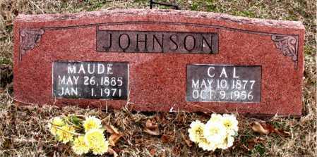 JOHNSON, MAUDE - Boone County, Arkansas | MAUDE JOHNSON - Arkansas Gravestone Photos
