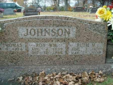 JOHNSON, RUTH M. - Boone County, Arkansas | RUTH M. JOHNSON - Arkansas Gravestone Photos