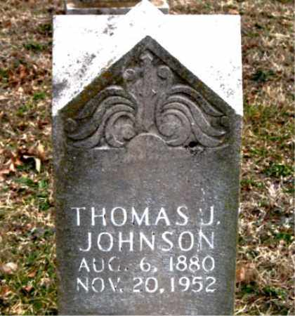 JOHNSON, THOMAS  JEFFERSON - Boone County, Arkansas | THOMAS  JEFFERSON JOHNSON - Arkansas Gravestone Photos
