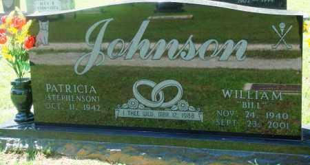 "JOHNSON, WILLIAM ""BILL"" - Boone County, Arkansas   WILLIAM ""BILL"" JOHNSON - Arkansas Gravestone Photos"