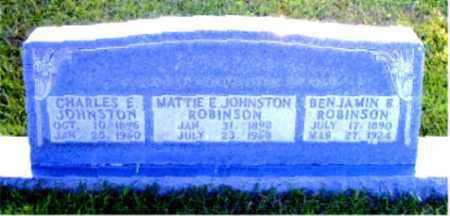 ROBINSON, BENJAMIN  E. - Boone County, Arkansas | BENJAMIN  E. ROBINSON - Arkansas Gravestone Photos