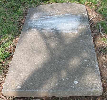 JONES, ALONZO  W. - Boone County, Arkansas | ALONZO  W. JONES - Arkansas Gravestone Photos