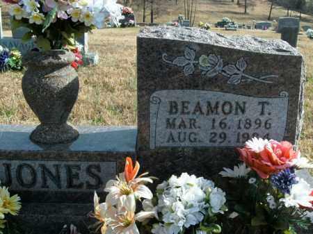JONES, BEAMON TILLMAN - Boone County, Arkansas   BEAMON TILLMAN JONES - Arkansas Gravestone Photos