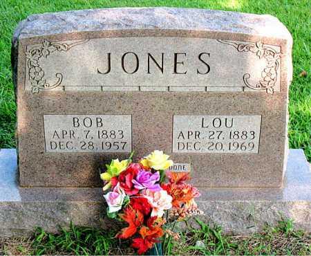 JONES, REBECCA LOU - Boone County, Arkansas | REBECCA LOU JONES - Arkansas Gravestone Photos