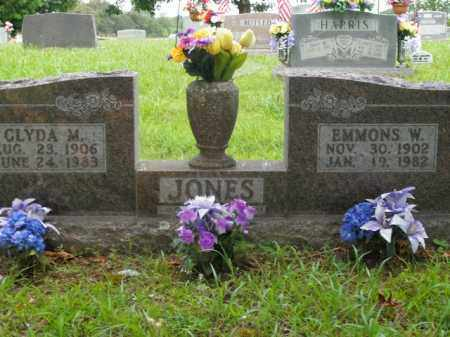 JONES, EMMONS W. - Boone County, Arkansas | EMMONS W. JONES - Arkansas Gravestone Photos
