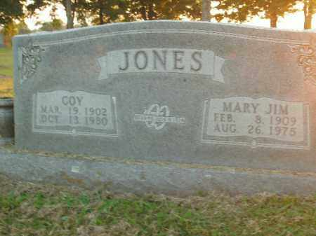 JONES, MARY JIM - Boone County, Arkansas | MARY JIM JONES - Arkansas Gravestone Photos