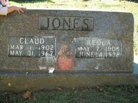 JONES, REOLA - Boone County, Arkansas   REOLA JONES - Arkansas Gravestone Photos