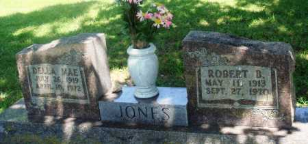JONES, ROBERT B - Boone County, Arkansas | ROBERT B JONES - Arkansas Gravestone Photos