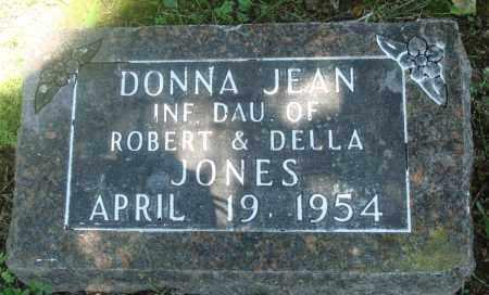 JONES, DONNA JEAN - Boone County, Arkansas | DONNA JEAN JONES - Arkansas Gravestone Photos
