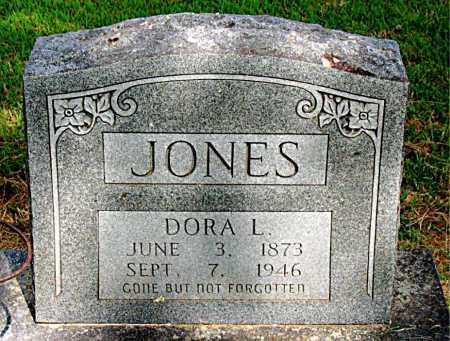 JONES, DORA L. - Boone County, Arkansas   DORA L. JONES - Arkansas Gravestone Photos