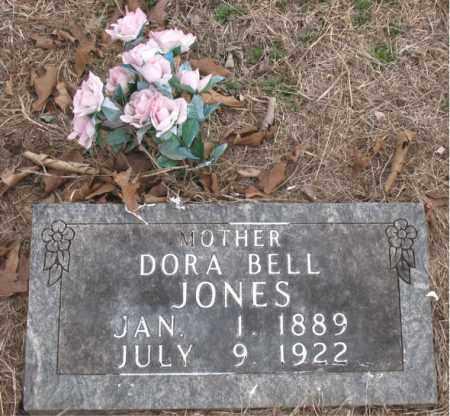 JONES, DORA BELL - Boone County, Arkansas | DORA BELL JONES - Arkansas Gravestone Photos