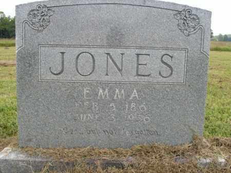 JONES, EMMA - Boone County, Arkansas | EMMA JONES - Arkansas Gravestone Photos