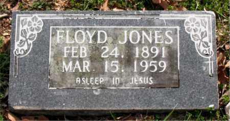 JONES, FLOYD - Boone County, Arkansas   FLOYD JONES - Arkansas Gravestone Photos