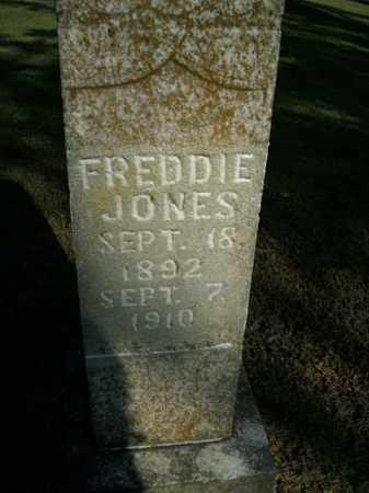 JONES, FREDDIE - Boone County, Arkansas | FREDDIE JONES - Arkansas Gravestone Photos