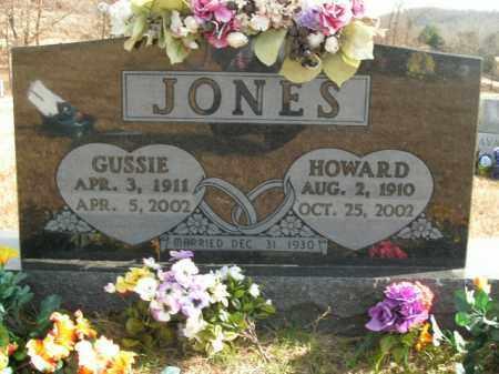 JONES, HOWARD - Boone County, Arkansas | HOWARD JONES - Arkansas Gravestone Photos