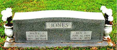 JONES, HAZEL J. - Boone County, Arkansas | HAZEL J. JONES - Arkansas Gravestone Photos