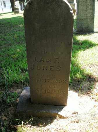 JONES, INFANT DAUGHTER - Boone County, Arkansas   INFANT DAUGHTER JONES - Arkansas Gravestone Photos