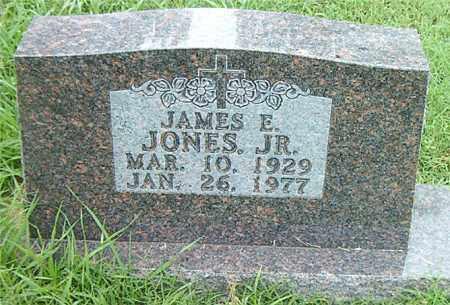 JONES, JAMES  E.   JR. - Boone County, Arkansas | JAMES  E.   JR. JONES - Arkansas Gravestone Photos