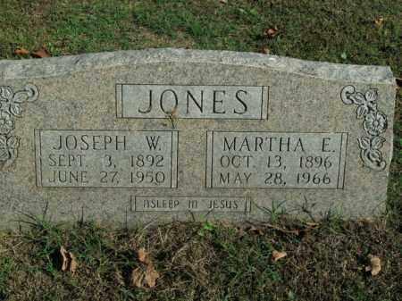JONES, MARTHA E. - Boone County, Arkansas | MARTHA E. JONES - Arkansas Gravestone Photos