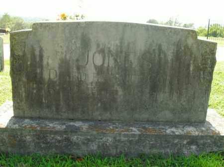 JONES, JOHN D - Boone County, Arkansas | JOHN D JONES - Arkansas Gravestone Photos