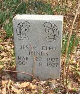 JONES, JESSIE CLEO - Boone County, Arkansas | JESSIE CLEO JONES - Arkansas Gravestone Photos
