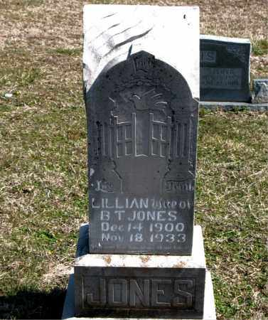 JONES, LILLIAN - Boone County, Arkansas | LILLIAN JONES - Arkansas Gravestone Photos