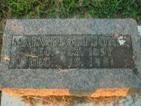 JONES, MARVIN OTT - Boone County, Arkansas | MARVIN OTT JONES - Arkansas Gravestone Photos