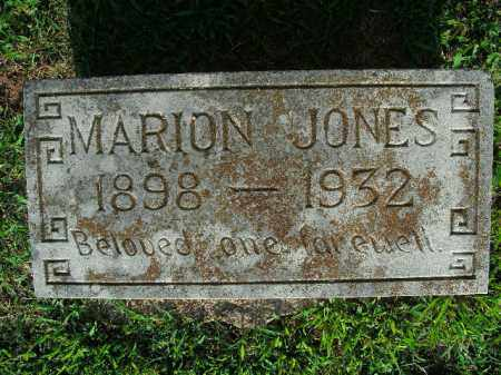 JONES, MARION - Boone County, Arkansas | MARION JONES - Arkansas Gravestone Photos