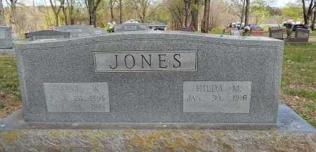JONES, NARVIL W - Boone County, Arkansas | NARVIL W JONES - Arkansas Gravestone Photos